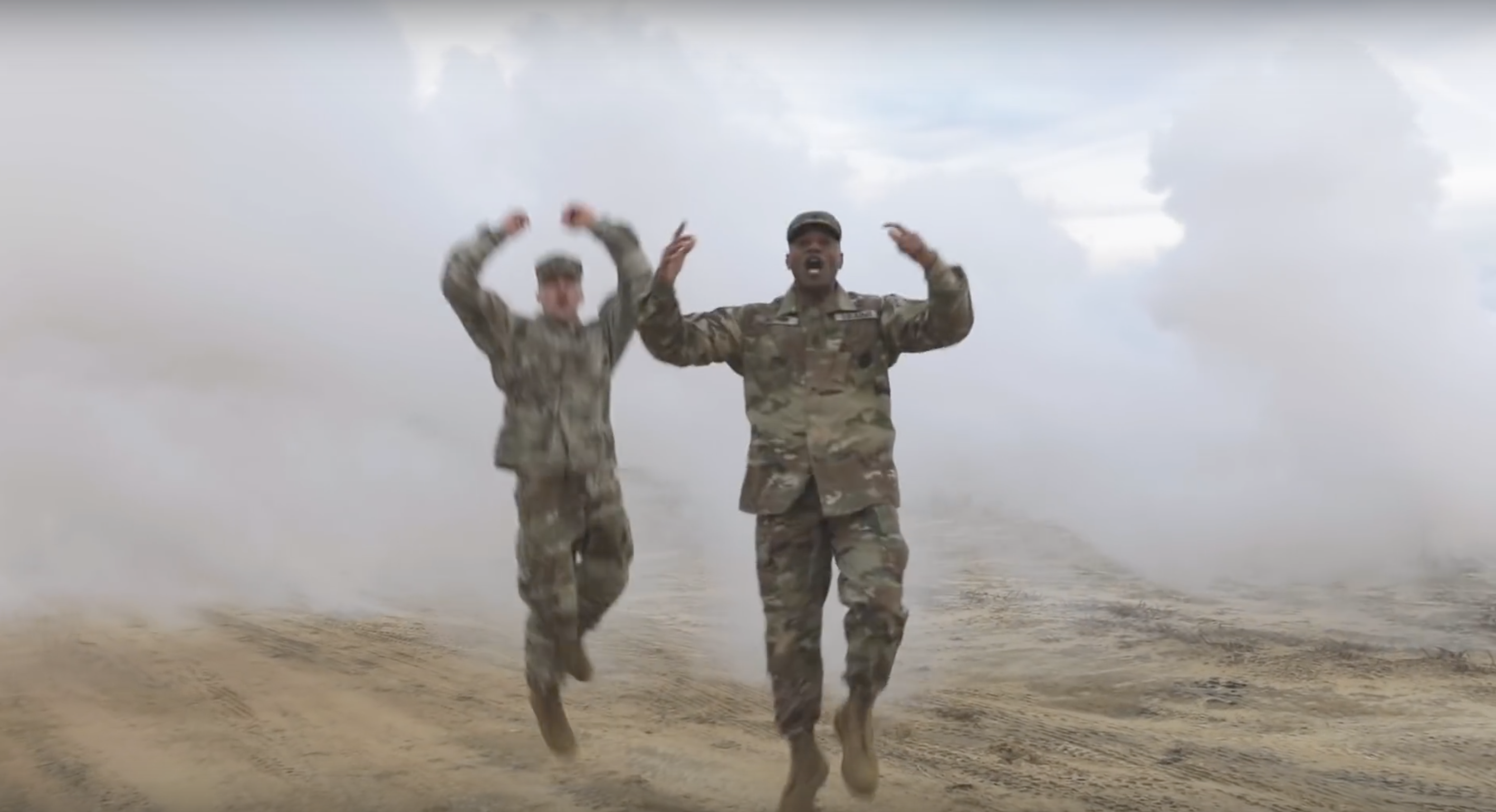 The US Army Somehow Thought This Rap Recruitment Video Was a