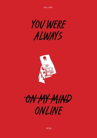 You were always online