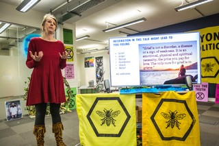gail bradbrook extinction rebellion