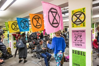 extinction rebellion environment