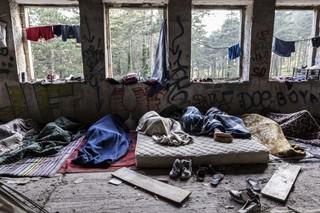 Bosnia refugee crisis