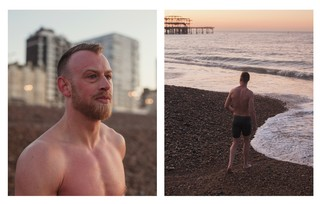 cold swimming brighton
