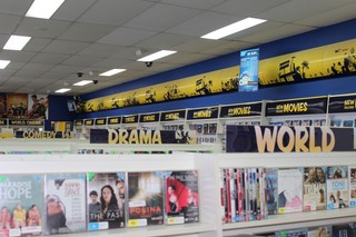 Inside Australia's last Blockbuster