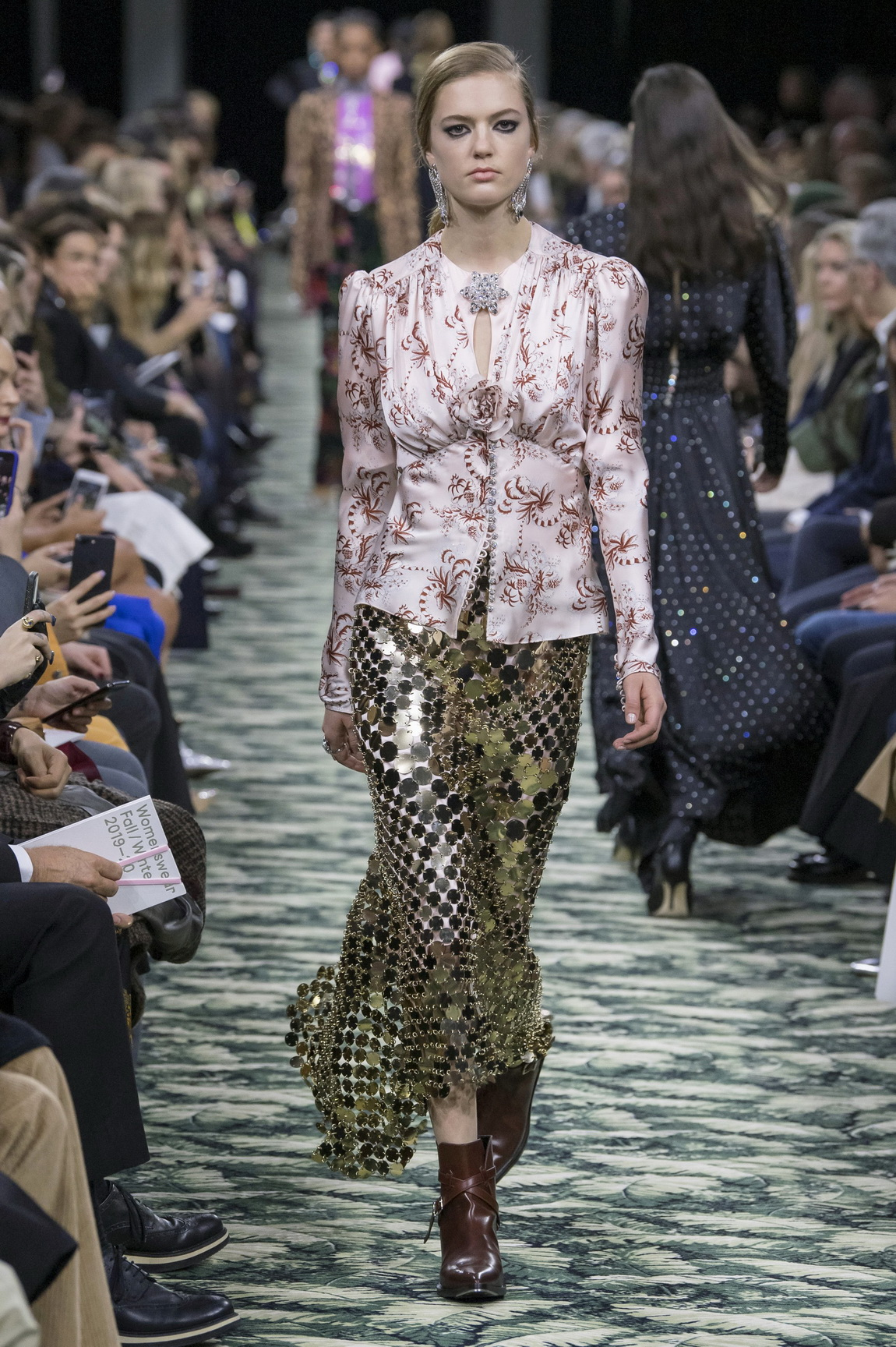 Paco Rabanne's new glamour