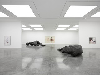 Tracey Emin A Fortnight of Tears White Cube