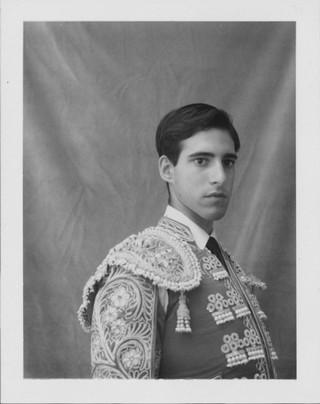 Rafael Galán, picador.