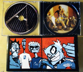 prodigy fat land booklet cd