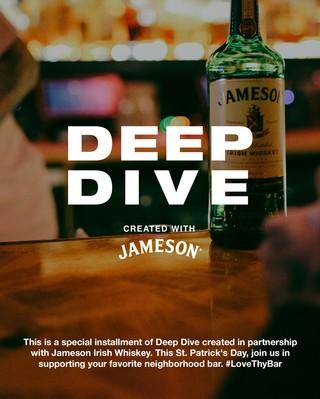 Deep Dive Jameson Ad