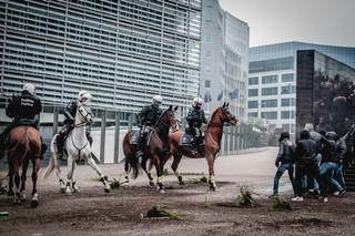 protest-brussel-europese-commissie-paarden-aurelien-ernst