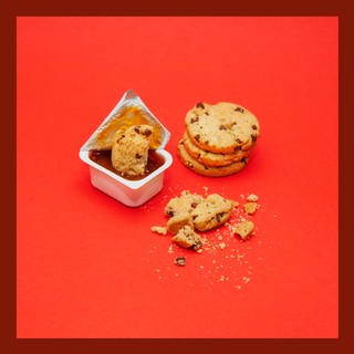 cookies and barbecue sauce