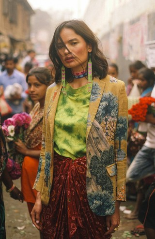 Model Anjali Lama