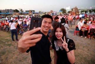 thai polls