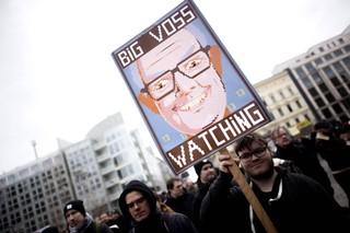 Proteste gegen Artikel 13