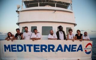 Nave-mediterranea