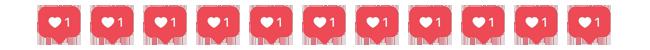 instagram likes line