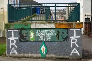 IRA graffiti derry