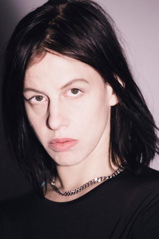 Portrait of Anne Imhof © Photography: Nadine Fraczkowski