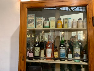 amari roma farmacia trastevere