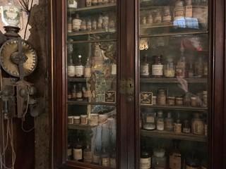 antica farmacia roma veleni