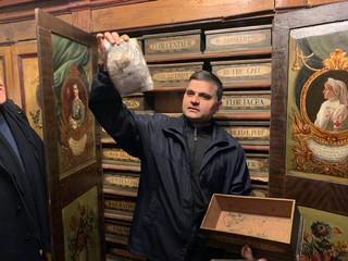 liquirizia antica farmacia trastevere roma