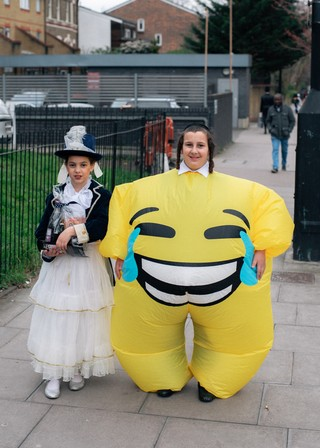 purim stamford hill