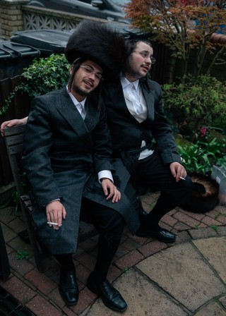 purim stamford hill 2019