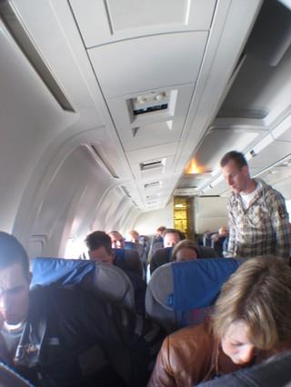 trafic de persoane pe avion