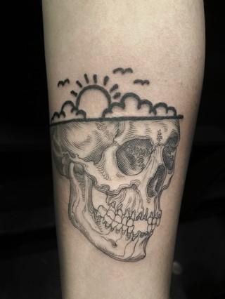 Scott Campbell tattoos