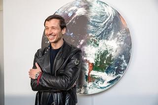 11 Blu Marble by Sebastian Errazuriz - Photo by Benjamin Lozovsky/BFA.com