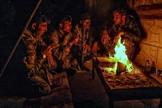 Syria ISIS night assault