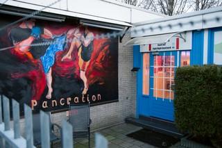 Welkom bij Pancration: sportschool en buurthuis onder één dak