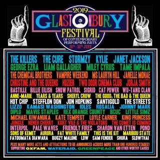 Glastonbury Festival Line Up 2019 Noisey