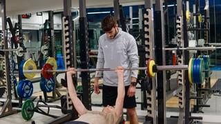 Ajax e-sports fitnesscoach