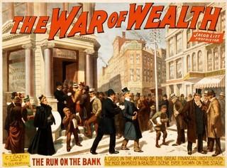 poster van the war of wealth