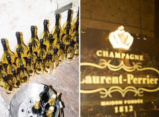 flessen champagne