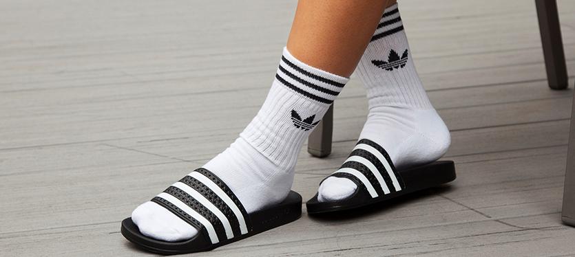 Presentar colina El uno al otro  chanclas adidas con calcetines - 63% descuento - gigarobot.net