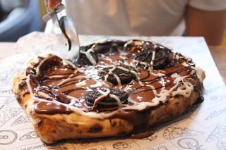 Oreo pizza, Purezza