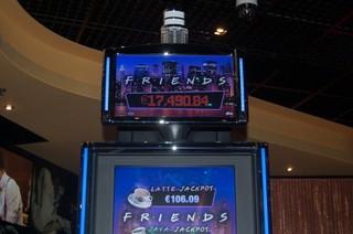 Friends gok-automaat