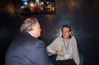 CEO dadsplaint in gesprek met Tim