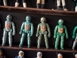 Polskie figurki Star Wars