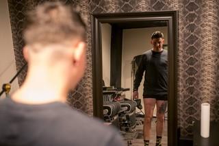 tattoo in spiegel