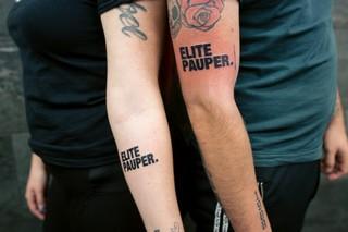 twee keer elite pauper tattoo