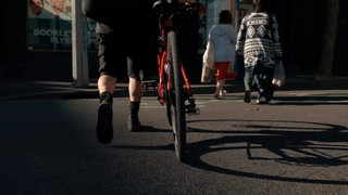 achterkant fiets