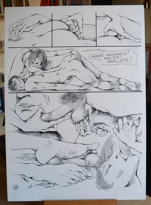 erotische tekening