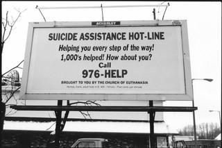 Suicide Assistance Hotline Chris Korda
