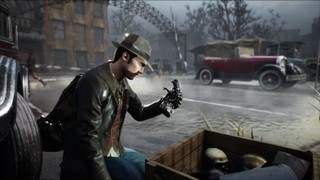 The Sinking City investigation