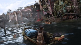 The Sinking City Boat