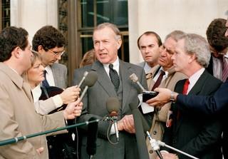 William Barr Iran Contra