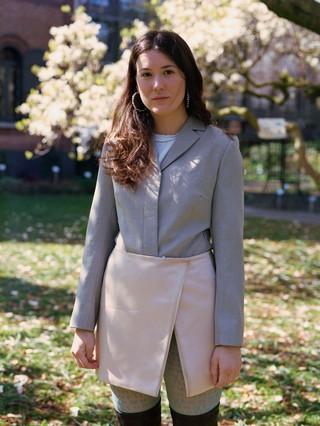 Florentina Leitner modeontwerper modeacademie antwerpen
