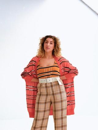 Farah El Bastani styliste antwerpen